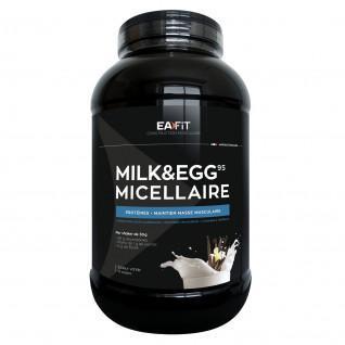 Latte & Uovo 95 Micellare Vaniglia EA Fit 2,2kg