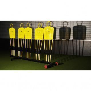 Carrello per Power Shot training dummy