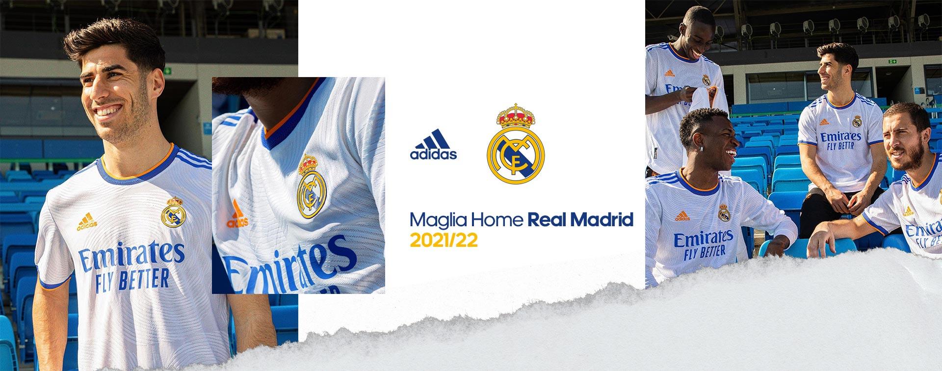 Real Madrid 2021/22